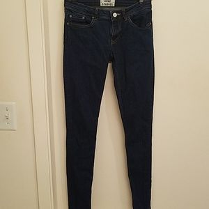 """Acne Jeans - 27/32 - """"Low Raw Reform"""""""